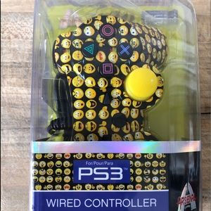 Arsenal PS3 Emoji Gaming Controller